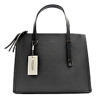 Строгая женская сумочка DAVID DJONES серого цвета  DJJ-000535, фото 1