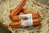 Вегетарианские сосиски пшеничные, 500 г