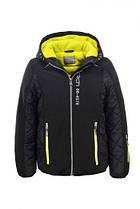 Куртка  для мальчиков, размеры 134/140-170  Glo-story, арт. ВMA-4833