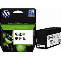 Картридж струйный HP для Officejet Pro 8100 N811a HP 950XL Black  повышенной емкости