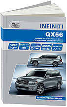 INFINITY  QX56   Модели Z62 выпуска  2010-2013гг.   Устройство и ремонт