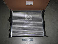Радиатор охлаждения RENAULT KANGOO 97-  (TEMPEST) (арт. TP.15.63.9371), ADHZX