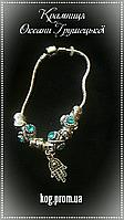 Женский браслет  Пандора PANDORA с подвесками
