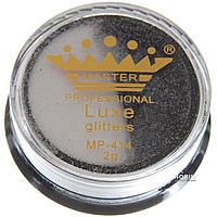 "Блестки для декора ""LUXE GLITTERS"" 2 гр, Master Professional (MP-414) №06"