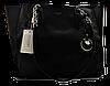 Женская сумочка DAVID DJONES черного цвета EER-007800