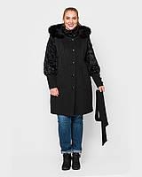Зимнее женское пальто 42-52 р