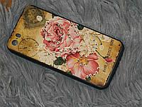 Чехол высококачественный, силиконовый для iphone 5, 5s