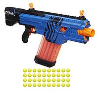 Бластер Нерф Райвал Хаос синий Blaster Nerf Rival Khaos MXVI-4000 Blue