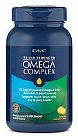 GNC Triple Strength Omega Complex 3-6-9 90 softgels