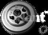 Звезда ведущая профильная  к бензопиле Husgvarna 137-142  Atlant