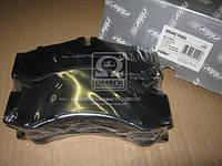 Колодка тормозная дисковая MB SPRINTER, LT28-46 96-06 передн. (RIDER) (арт. RD.3323.DB1288), ACHZX