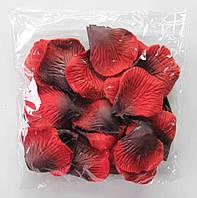 Лепестки роз красно-черные (600 шт)