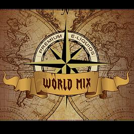 Авторская жидкость World Mix (Германия)