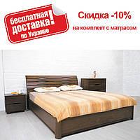 Кровать полуторная Марита N подъемный механизм 140 Олимп