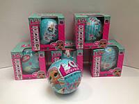 Кукла L.O.L.  в шарике 10 см