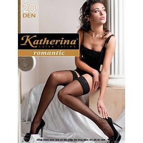 Чулки Кaterina N-B 40 den (лайкра)