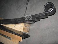 Рессора задней МАЗ 4370 4-листоваяc подрессорником L=1800 (Производство Чусовая) 4370-2912012, AIHZX