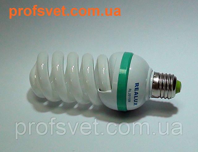 фото лампа энерго-сберегающая 36-вт е-27 2700-к profsvet.com.ua