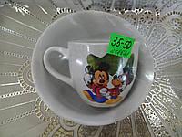 Набор детский Сумской (чашка+салатник)