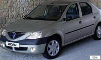 Dacia Logan глушитель резонатор