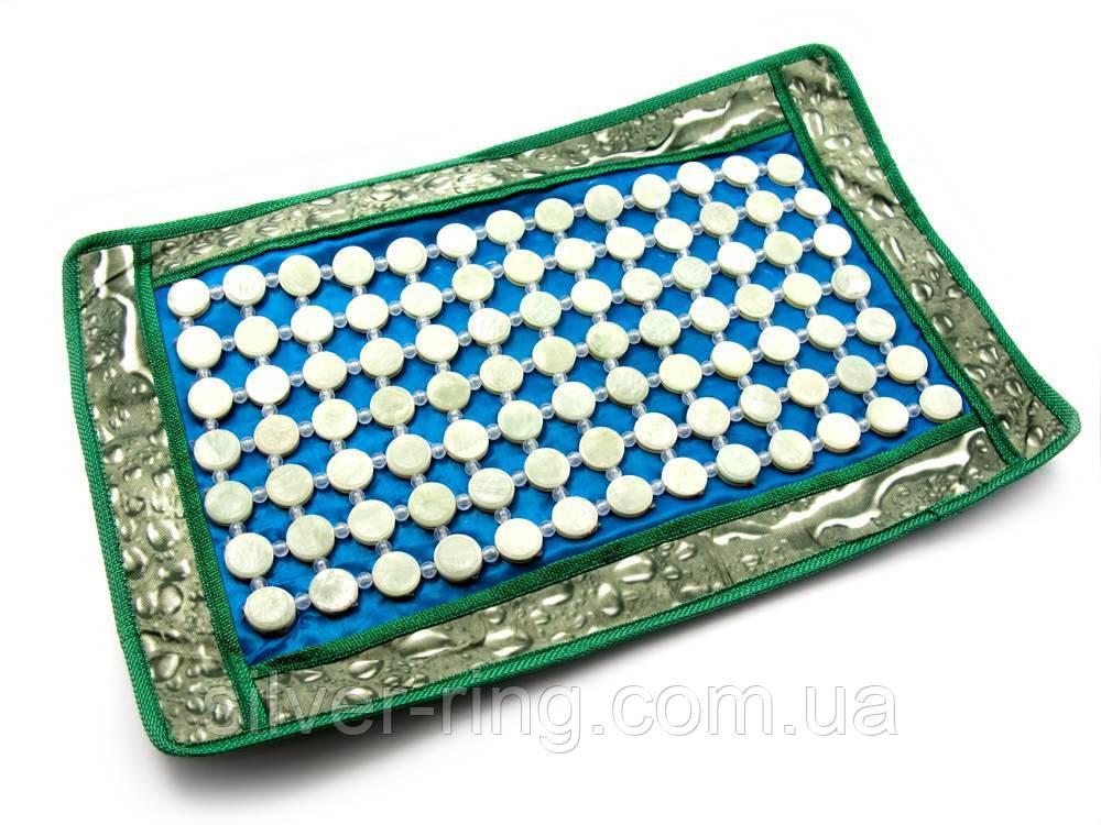 Нефритовый массажный коврик