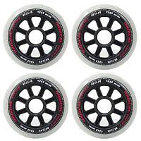 Колеса для роликовых коньков RADICAL (4 шт.) 90 х 24 мм 85А