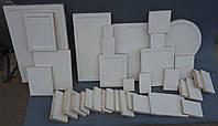 Залевкашенные иконные доски с ковчегом.