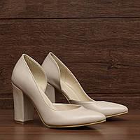 Женские туфли на каблуке Viatu (7040.2) 36-40