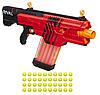 Бластер Нерф Райвал Хаос красный Blaster Nerf Rival Khaos MXVI-4000 Red