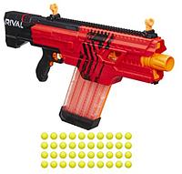 Бластер Нерф Райвал Хаос красный Blaster Nerf Rival Khaos MXVI-4000 Red, фото 1