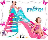 Горка с водным эффектомInjusa Frozen 20028