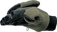 Зимние перчатки-варежки Norfin отстёгивающиеся с магнитом, фото 1