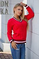 Женские свитера оптом и в розницу в44 гл Код:140871887