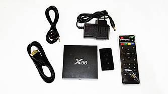 X96 - компактная смарт ТВ приставка на Amlogic S905X, Android 6.0, 2GB RAM, 16Gb ROM