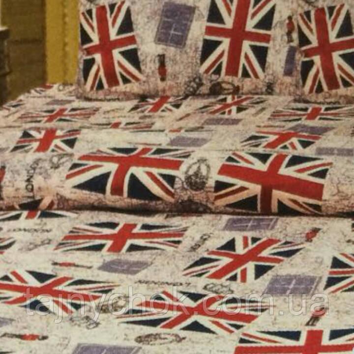 Полуторное постельное белье Лондон