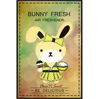 Bunny Fresh BE DELICIOUS - освежитель воздуха