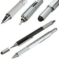 Металическая ручка инженера инженерная тактическая уровень стилус отвертка 6,7 в 1 металл LAIX мультитул