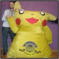 Кровать Покемон Пикачу детская