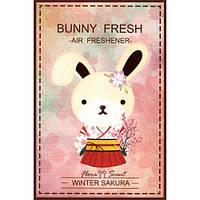 Bunny Fresh WINTER SAKURA - освежитель воздуха