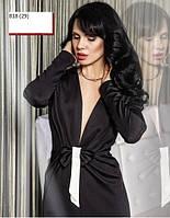 Платье с открытым декольте 818 (29) Код:244921624