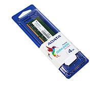 Оперативная память SO-DIMM для ноутбука 4Gb, DDR4, 2400 MHz, A-Data, 1.2V, CL17 (AD4S2400J4G17-S)