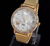 Часы женские София кварцевые с перламутром