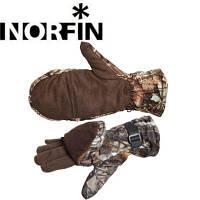 Охотничьи перчатки, варежки на рыбалку, Norfin супер качество