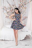 Платье джинсовое 1002 ген Код:261482477
