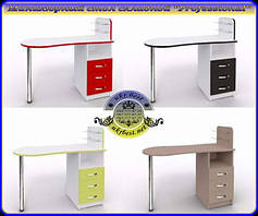 Маникюрные столы складные