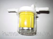 Топливный фильтр на карбюраторный двигатель (Отстойник)