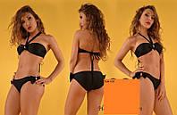 Женский купальник черный 166 кэт Код:276253032