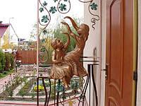 Скульптура по эскизам для фасада и интерьеров