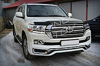 Тюнинг обвес Toyota Land Cruiser 200 2015+ г.в. в стиле Modellista