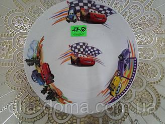 Тачки тарелка №7